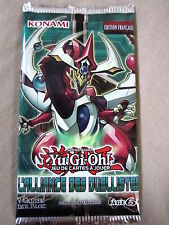 YGO Lot de 6 BOOSTERS de 9 cartes YU-GI-OH L'Alliance des Duellistes VF