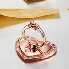 Crystal Ring Phone Holder Finger Grip Pop Up Stand for iPhone Samsung