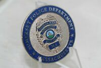 Somerset Police Department Massachusetts Protect And Serve Challenge Coin