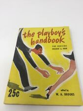 The Playboy's Handbook By William Allan Brooks free shipping