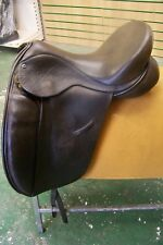 "17"" Martin Wilkinson ( Ideal Susannah) Dressage Saddle"