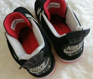 Nike Jordan Retro 4 Bred 2019 Men's size 9.5,  New