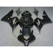 Black INJECTION Plastic Fairing Bodywork Kit For Honda CBR 600RR F5 2007 2008 5A