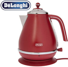DeLonghi Icona Elements Kettle-Flame Red-KBOE2001R