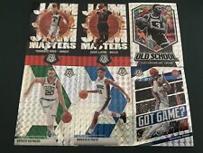 2019-20 Mosaic Basketball SILVER PRIZM Lot of 6