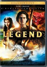 Legend - Director's Cut By Tom Cruise,  Mia Sara & Ridley Scott (DVD)