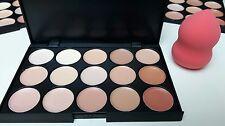Concealer Contouring Natur Lidschatten Palette Make Up cream