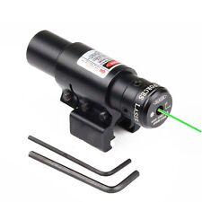 Mounting Crossbow Green Dot Laser Sight w/Scope Mount Fit Bow/Gun Rilfe Scope #3