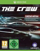 XBOX ONE Spiel The Crew Limited Edition Neu&OVP