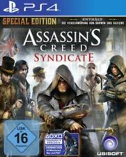 Playstation 4 Assassins Creed Syndicate Neuwertig