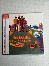 THE BEATLES  – YELLOW SUBMARINE – CD MINI LP VINYL REPLICA – NEW!