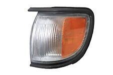 for 1996 1997 1998 Nissan Pathfinder LH Left Driver Side Marker Lamp Black 96 98