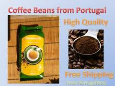Black Roasted Coffee Beans 8.8oz 250g.From Portugal!