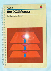 Apple II The DOS Manual Disk Operating System Book