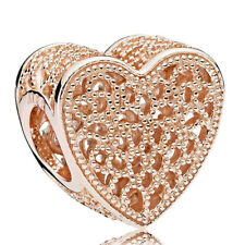 PANDORA Charm ewige liebe Rosé 781811
