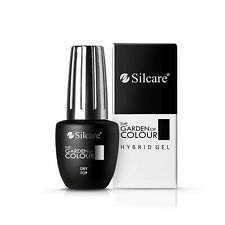 TOP COAT UV FINISH DRY TOP 9 g THE GARDEN OF COLOUR SILCARE SUPER GLOSS