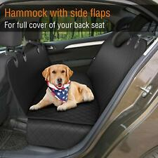 Active Pets Dog Back Seat Cover Protector Waterproof Scratchproof Hammock New