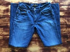 Lucky Brand Womens 1 Authentic Skinny Denim Jeans, Size 28/6 F1