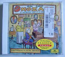 New Sealed CD MORE MAD ABOUT MOZART 1994 Deutsche Grammophon