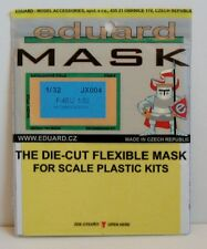 Eduard 1/32 JX004 Canopy Mask for the Tamiya (60310) F-4E/J Phantom II kit