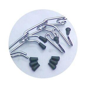 Herm Sprenger Prong / Pinch Collar Plastic Cover Caps (x30) 3.0mm/3.2mm