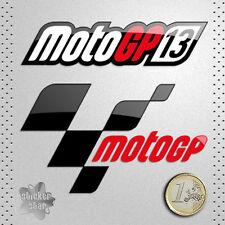 STICKER MOTO GP RACING 13 PEGATINA DECAL AUTOCOLLANT AUFKLEBER ADESIVI  貼紙