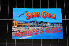 The Lost Boys 1987 Santa Carla Murder Capital of the World postcard movie prop