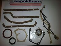 FORD CAPRI CONSUL GRANADA ZEPHYR 2.5 3.0 V6 ESSEX NEW SUMP BOTTOM END GASKET SET