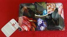 Women's Mundi Floral Wallet Clutch Organizer With Change Pocket  NEW