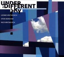 STEVE KERSHAW/LEONID VINTSKEVICH/NICK VINTSKEVICH - UNDER A DIFFERENT SKY [BLIST