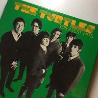 THE TURTLES Greatest Hits 45 Box Set Clear Vinyl NEAR MINT