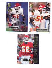 1994 Stadium Club DERRICK THOMAS Kansas City Chiefs Members Only Rare Card Lot