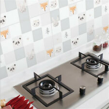 Kitchen Waterproof Self adhesive Tile Wall Fume Sticker Wallpaper Home Decor