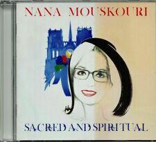 MOUSKOURI, Nana - Sacred & Spiritual - CD