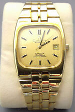 Montre OMEGA CONSTELLATION VINTAGE OR GOLD 143.30g