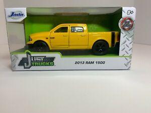 Jada Just Trucks- 2013 Ram 1500 1:32 Scale
