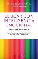 Educar con inteligencia emocio Debolsillo Clave) Spanish Edition)