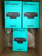 NEW - Logitech C920x Pro HD 1080p Webcam w/ XSplit VCam *BRAND NEW*
