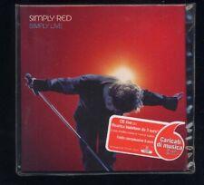 SIMPLY RED - Simply live  CD - cda310