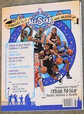 NBA NEW ORLEANS ALL STAR GAME PROGRAM 2008 BRAND NEW UNREAD LEBRON-MVP KOBE
