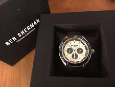 Gents Ben Sherman Sport Watch on Rubber Strap