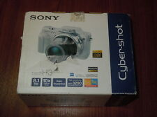 NEW in Open Box - Sony Cyber-Shot DSC-H3 Camera 8.1 MP - BLACK - 027242713390