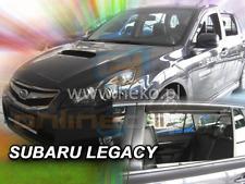 Kombi 5türer vorne/&hinten Windabweiser für Subaru Legacy 5 BM//BR 2009