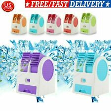 Portable Usb Mini Air Conditioner Cool Cooling Cooler Fan Humidifier Pu 00006000 rifier Us