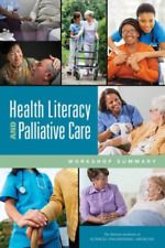 Health Literacy And Palliative Care  (UK IMPORT)  BOOK NEW