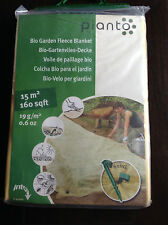 PLANTO BIO GARDEN FLEECE BLANKET  160sqft   no.90402   Weather Protection  BNIB