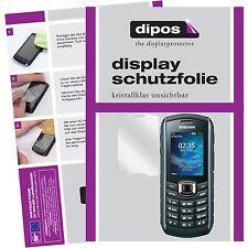 2x Samsung B2710 Film de protection d'écran protecteur cristal clair