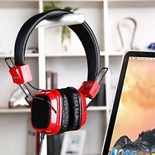 Jelly Comb Headphone (Black and Red)