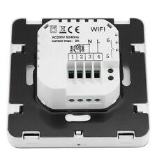 Termostato De Calefacción Inalámbrico WiFi Programable Pantalla LCD Digital