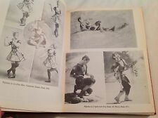 NIJINSKY, PAVLOVA, DUNCAN, ILLUSTRATED HARDCOVER BOOK, BALLET, DANCE DA CAPPO